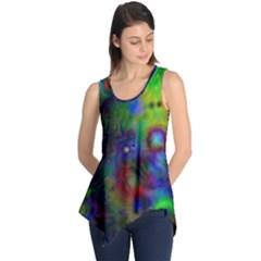 Full Colors Sleeveless Tunic