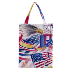 United States Of America Usa Images Independence Day Classic Tote Bag