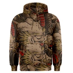 Chinese Dragon Men s Pullover Hoodie