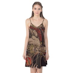 Chinese Dragon Camis Nightgown