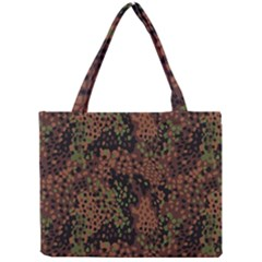 Digital Camouflage Mini Tote Bag