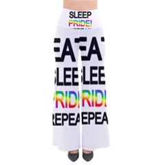 Eat sleep pride repeat Pants