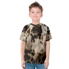 Dalmatian Liver Kids  Cotton Tee