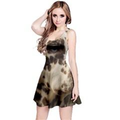 Dalmatian Liver Reversible Sleeveless Dress