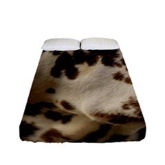 Dalmatian Liver Fitted Sheet (Full/ Double Size)