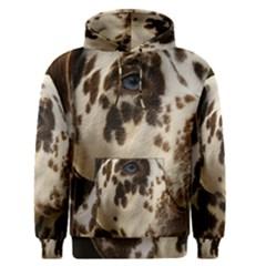 Dalmatian Liver Men s Pullover Hoodie