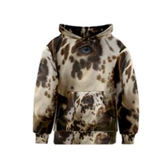 Dalmatian Liver Kids  Pullover Hoodie