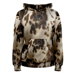Dalmatian Liver Women s Pullover Hoodie