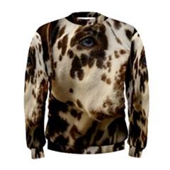 Dalmatian Liver Men s Sweatshirt