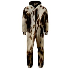 Dalmatian Liver Hooded Jumpsuit (Men)