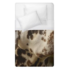 Dalmatian Liver Duvet Cover (Single Size)