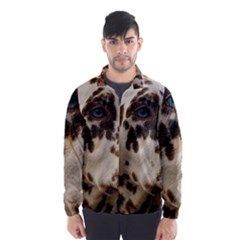Dalmatian Liver Wind Breaker (Men)