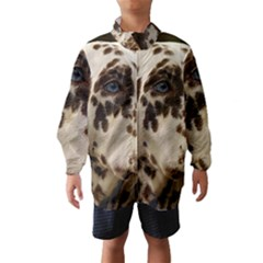 Dalmatian Liver Wind Breaker (Kids)