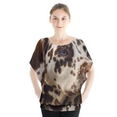 Dalmatian Liver Blouse