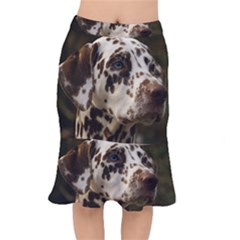 Dalmatian Liver Mermaid Skirt