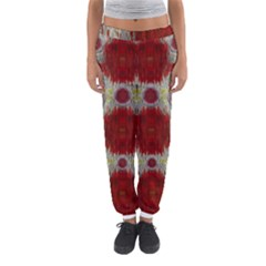 Paint On Water Falls,in Peace And Calm Women s Jogger Sweatpants