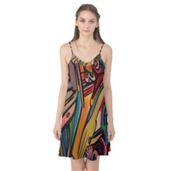 Vivid Colours Camis Nightgown