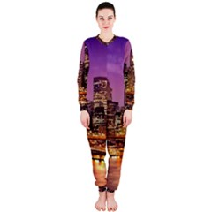 City Night OnePiece Jumpsuit (Ladies)