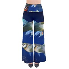 Marine Fishes Pants
