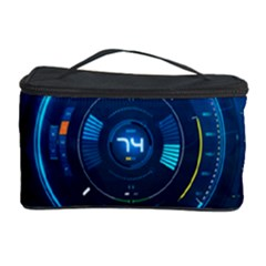 Technology Dashboard Cosmetic Storage Case