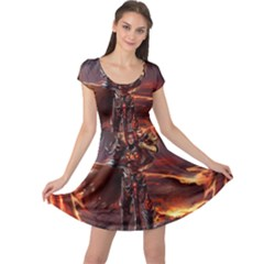 Fantasy Art Fire Heroes Heroes Of Might And Magic Heroes Of Might And Magic Vi Knights Magic Repost Cap Sleeve Dresses