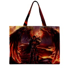 Fantasy Art Fire Heroes Heroes Of Might And Magic Heroes Of Might And Magic Vi Knights Magic Repost Zipper Mini Tote Bag
