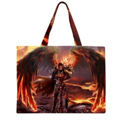 Fantasy Art Fire Heroes Heroes Of Might And Magic Heroes Of Might And Magic Vi Knights Magic Repost Large Tote Bag