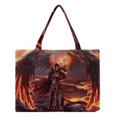Fantasy Art Fire Heroes Heroes Of Might And Magic Heroes Of Might And Magic Vi Knights Magic Repost Medium Tote Bag