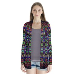The Flower Of Life Cardigans