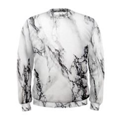 Marble Pattern Men s Sweatshirt