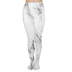 Marble Pattern Women s Tights