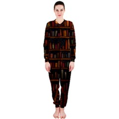 Books Library OnePiece Jumpsuit (Ladies)