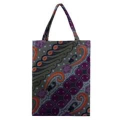 Batik Art Pattern  Classic Tote Bag