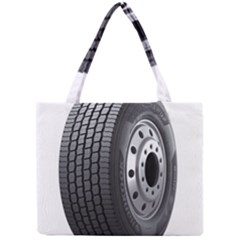 Tire Mini Tote Bag
