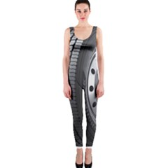 Tire OnePiece Catsuit