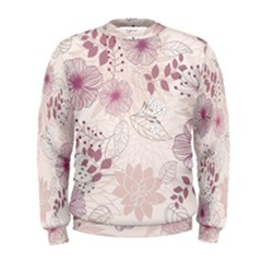 Leaves Pattern Men s Sweatshirt