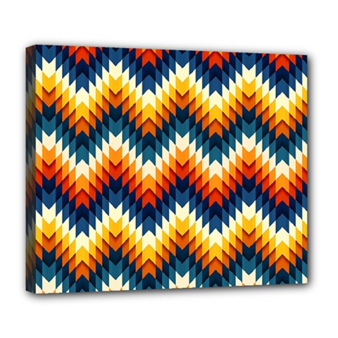 The Amazing Pattern Library Deluxe Canvas 24  x 20