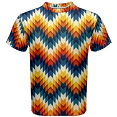 The Amazing Pattern Library Men s Cotton Tee