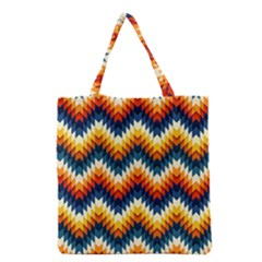 The Amazing Pattern Library Grocery Tote Bag