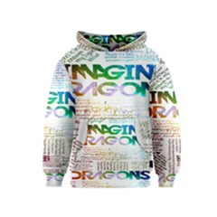 Imagine Dragons Quotes Kids  Pullover Hoodie