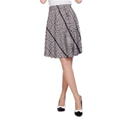 Sea Fan Coral Intricate Patterns A-Line Skirt