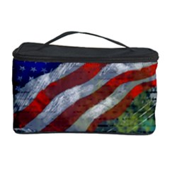 Usa United States Of America Images Independence Day Cosmetic Storage Case