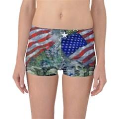 Usa United States Of America Images Independence Day Boyleg Bikini Bottoms