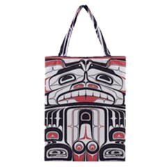 Ethnic Traditional Art Classic Tote Bag