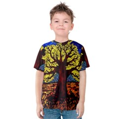 Tree Of Life Kids  Cotton Tee