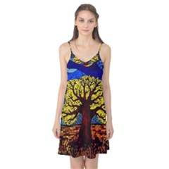 Tree Of Life Camis Nightgown