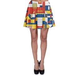 Hide And Seek Skater Skirt