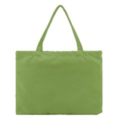 Trendy Basics   Trend Color Greenery Medium Tote Bag