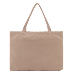 Trendy Basics   Trend Color Hazelnut Medium Tote Bag