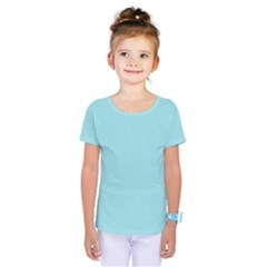 Trendy Basics   Trend Color Island Paradise Kids  One Piece Tee